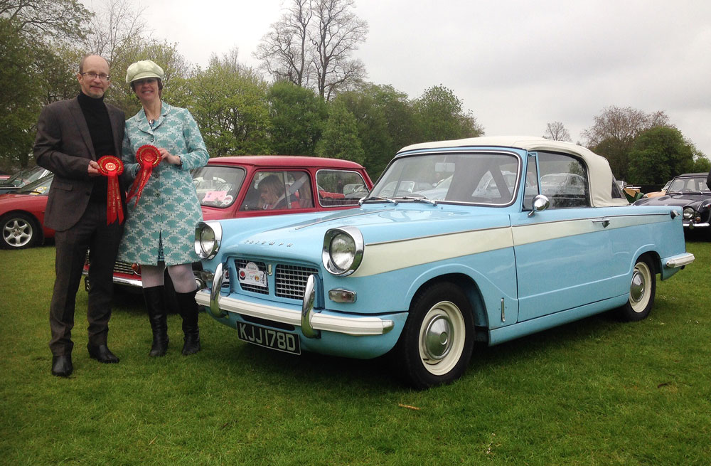 Drive It Day – Colchester Castle, 26th April 2015