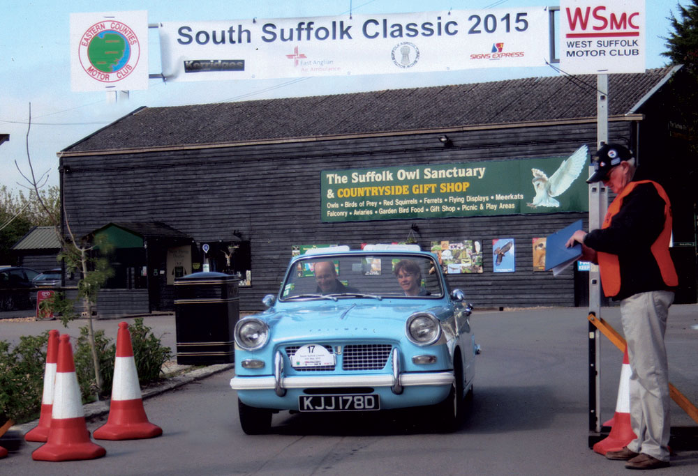 South Suffolk Classic Run, 10th May 2015