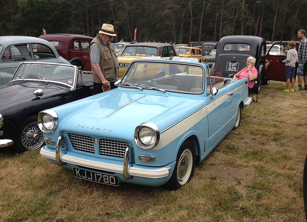 North Norfolk Railway Vintage Transport Festival, 5th July 2015