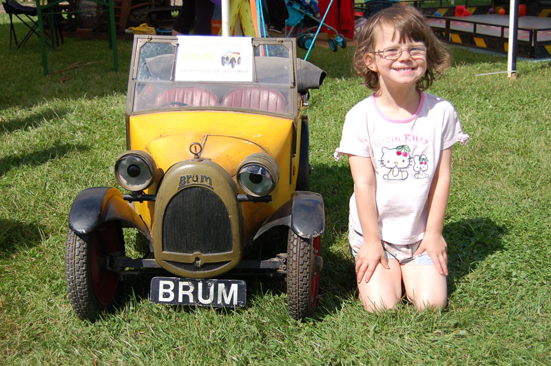 Alex Duffy and Brum