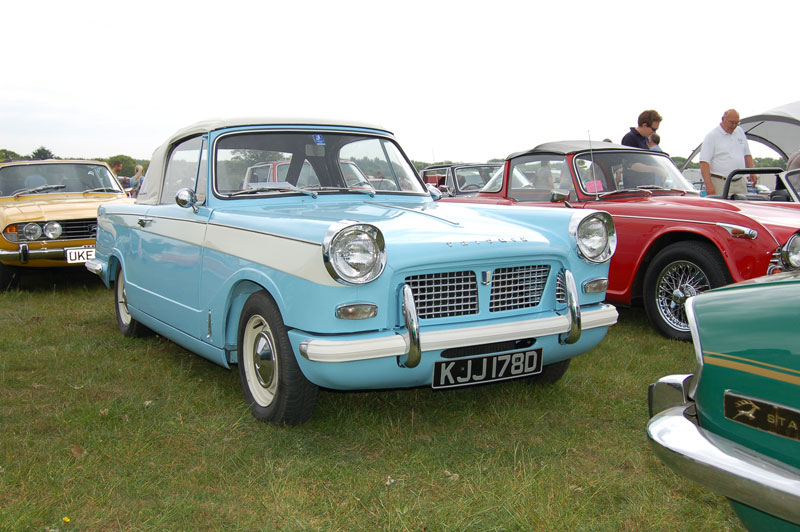 Henham Wings and Wheels 2011