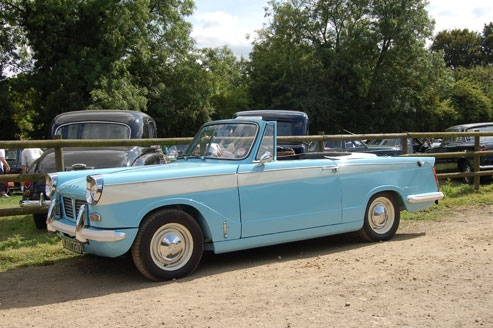 Nene Valley Classic Car Gala