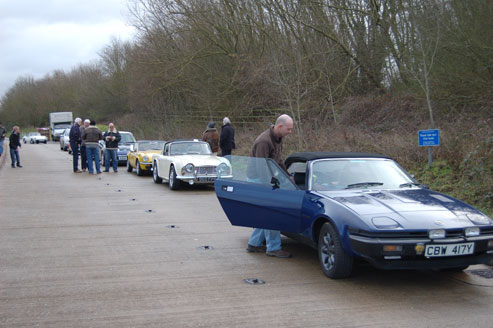 Ufford Car Rally