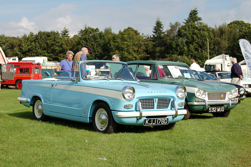 Club Triumph Norfolk Gala Day
