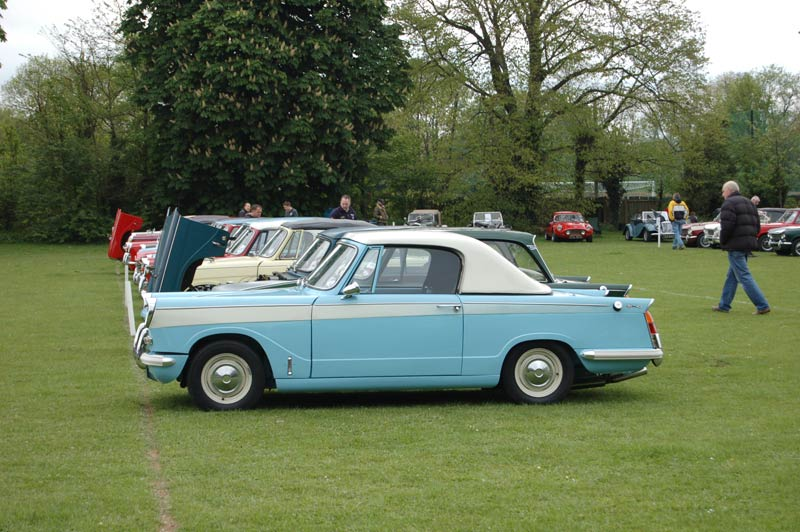 South of England Meet (SEM) Triumph Herald