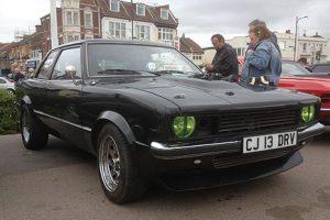 Mean looking Cortina...