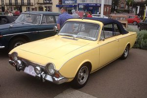and a nice and neat Corsair convertible