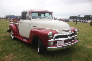 Nice looking Chevy pick-up truck