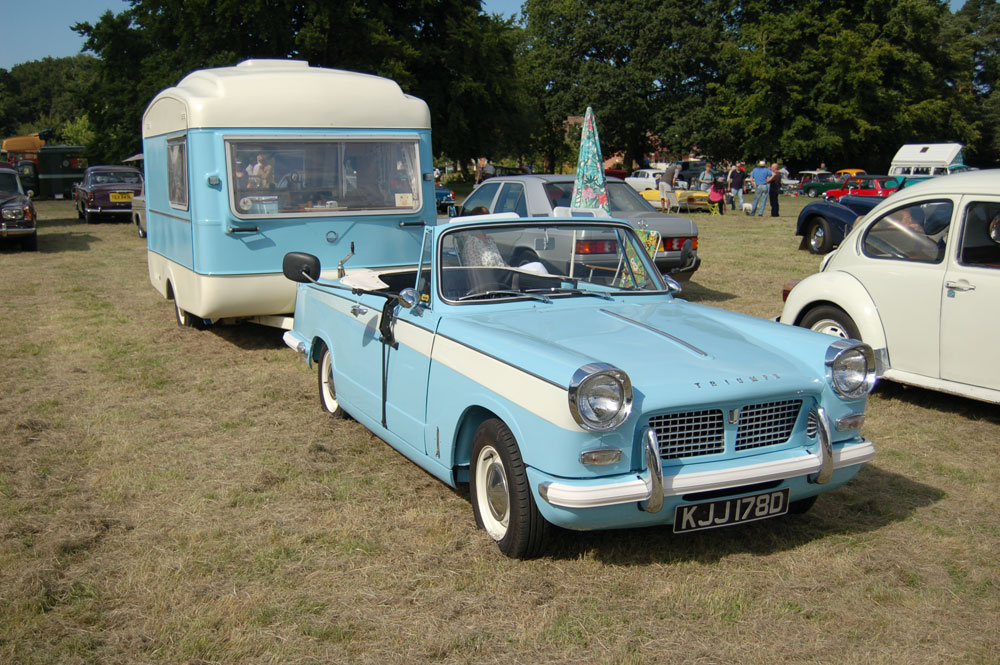 Kelling Heath and North Norfolk Railway Vintage Transport Day, 29th July – 2nd July 2017