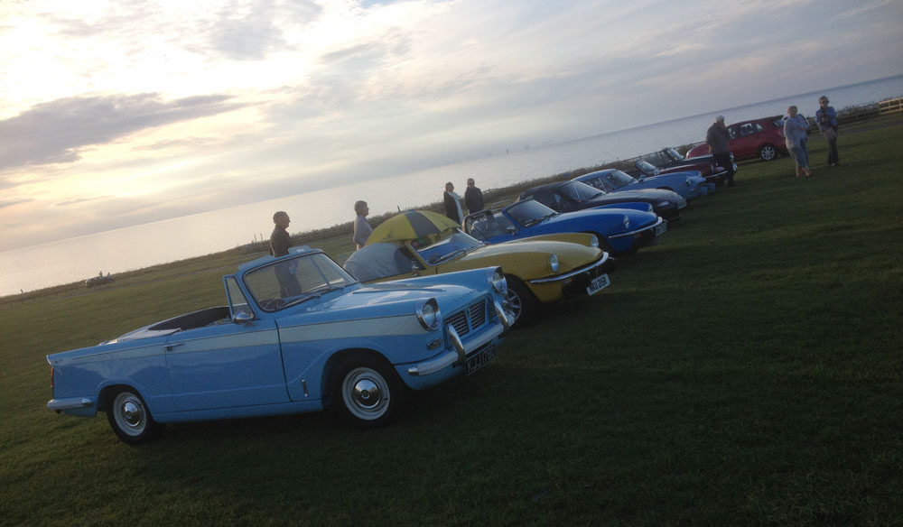 TSSC Norfolk Fish 'n' Chip Run to Cromer, 14th July 2017