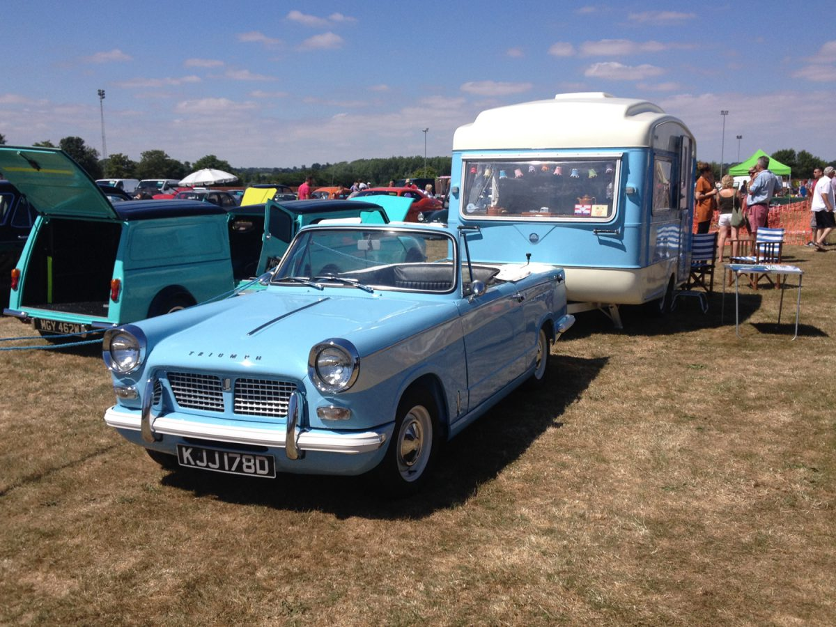 Watton Car Show, Sunday 22nd July