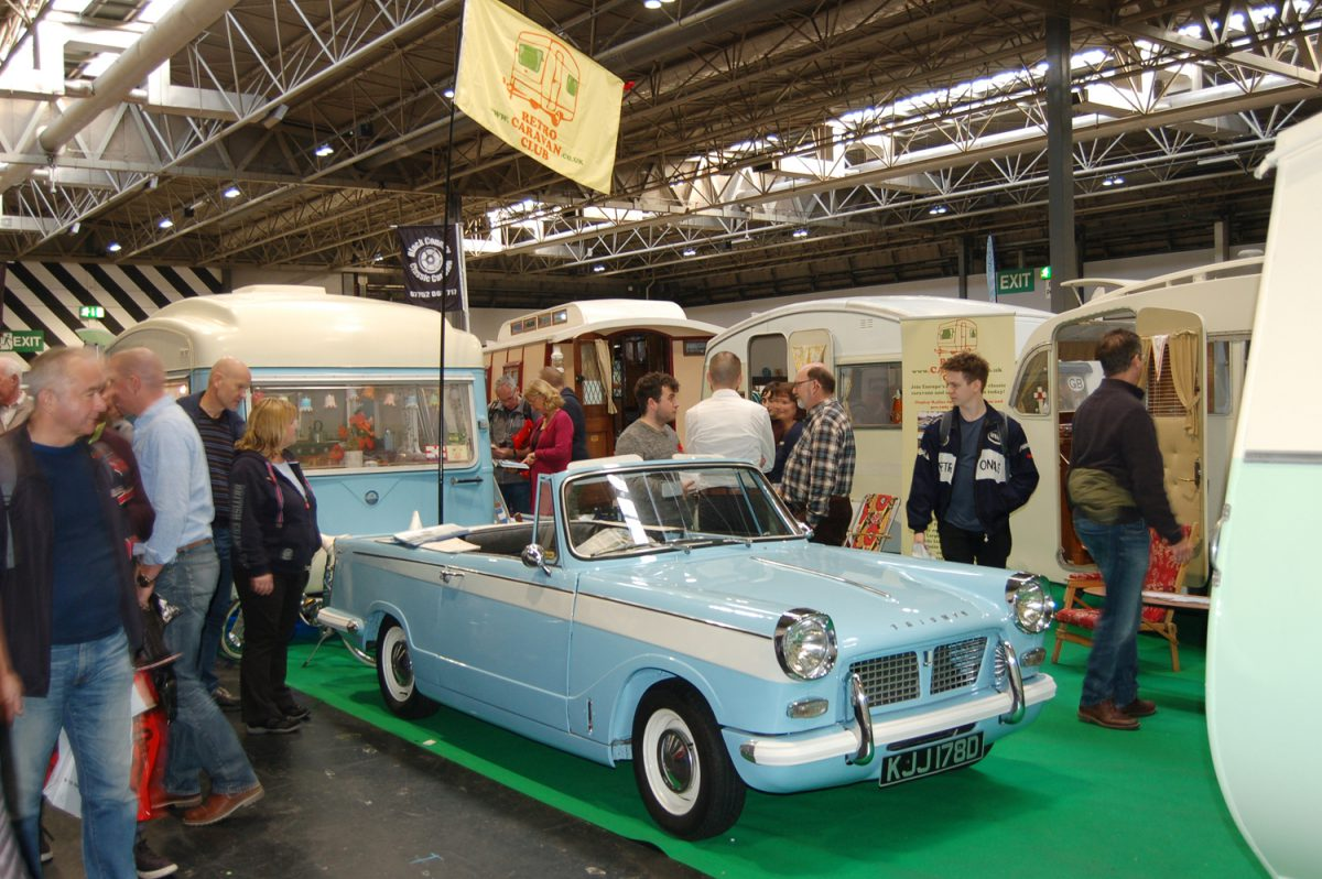 NEC Classic Motor Show, Wednesday 7th to Monday 12th November