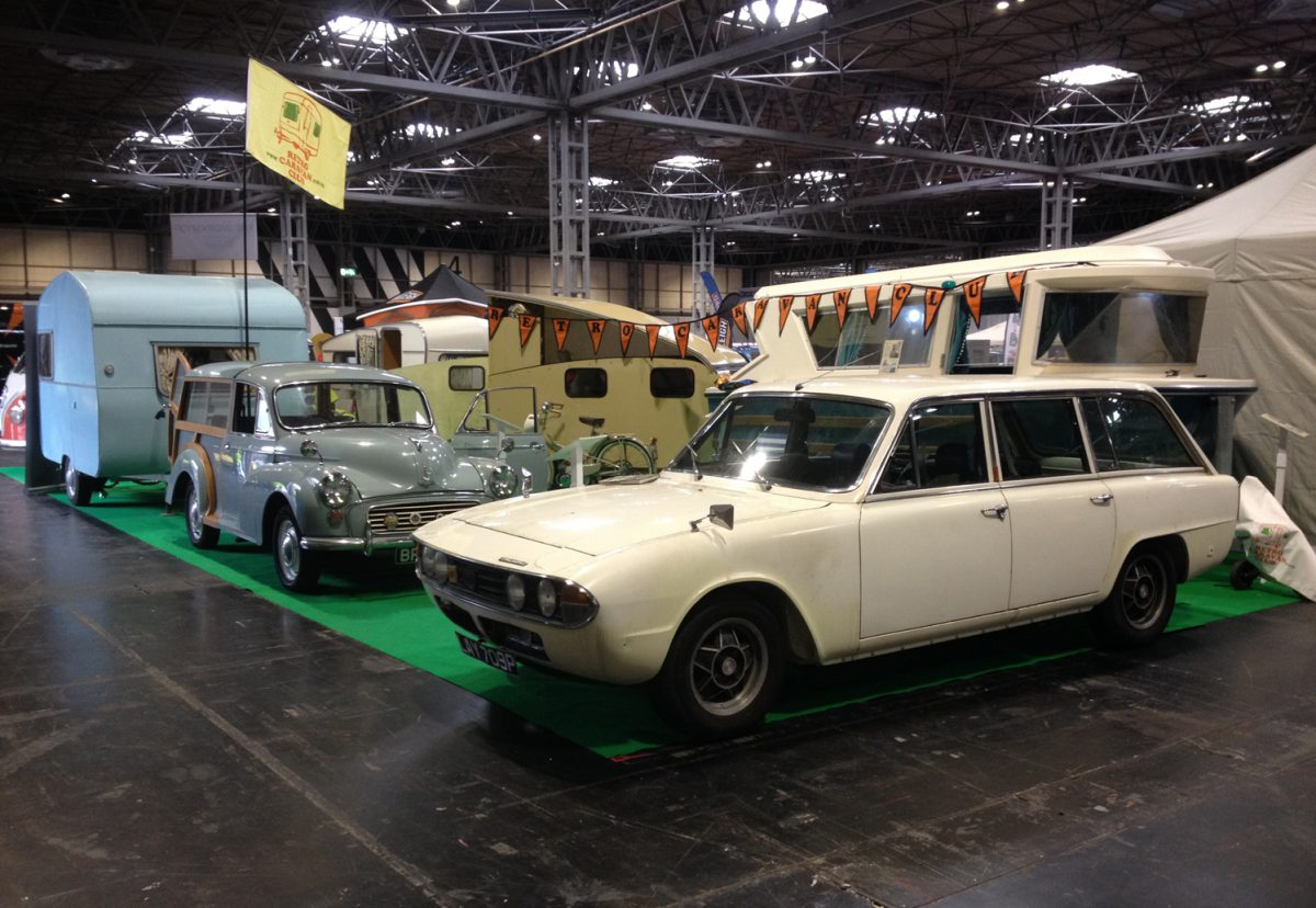 The Classic Car and Restoration Show at NEC, Thursday 21st – Sunday 24th March