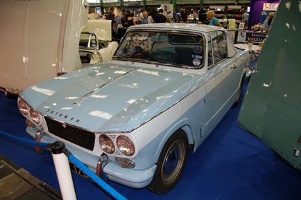Very nice Vitesse Coupe which looked really good