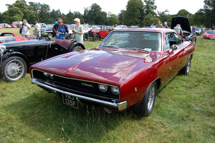 Gorgeous looking Dodge Charger