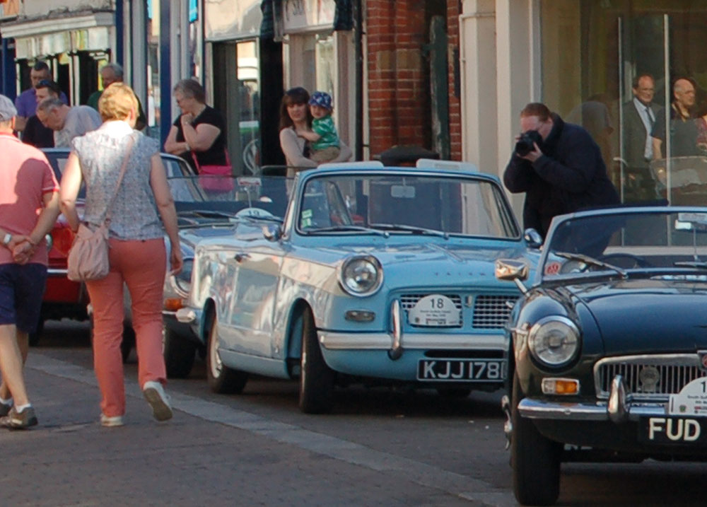 The South Suffolk Classic Run 8th May 2016