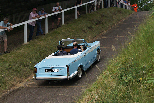 Standard Triumph Marque Day - Brooklands