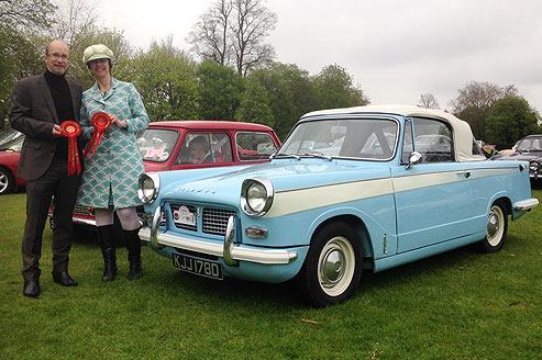 CCVC's Drive It Day at Colchester Castle