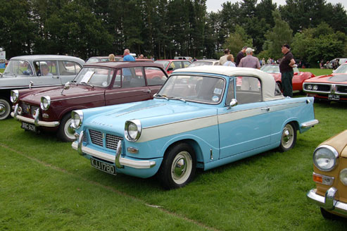 1st Hoveton and Wroxham Sea Scout Group 9th Classic, Custom Car & Motorbike Show