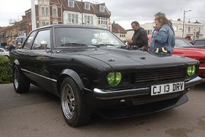 Mean looking Cortina...