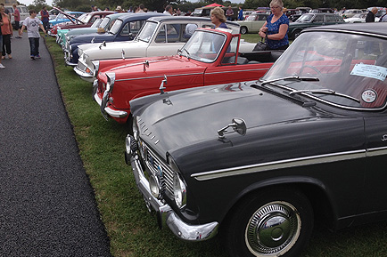 Classic 60's British fronts