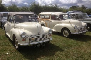 Matching pair of Morris Minors