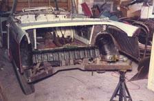 Triumph Herald vitesse Rebuild 1 1981-1988