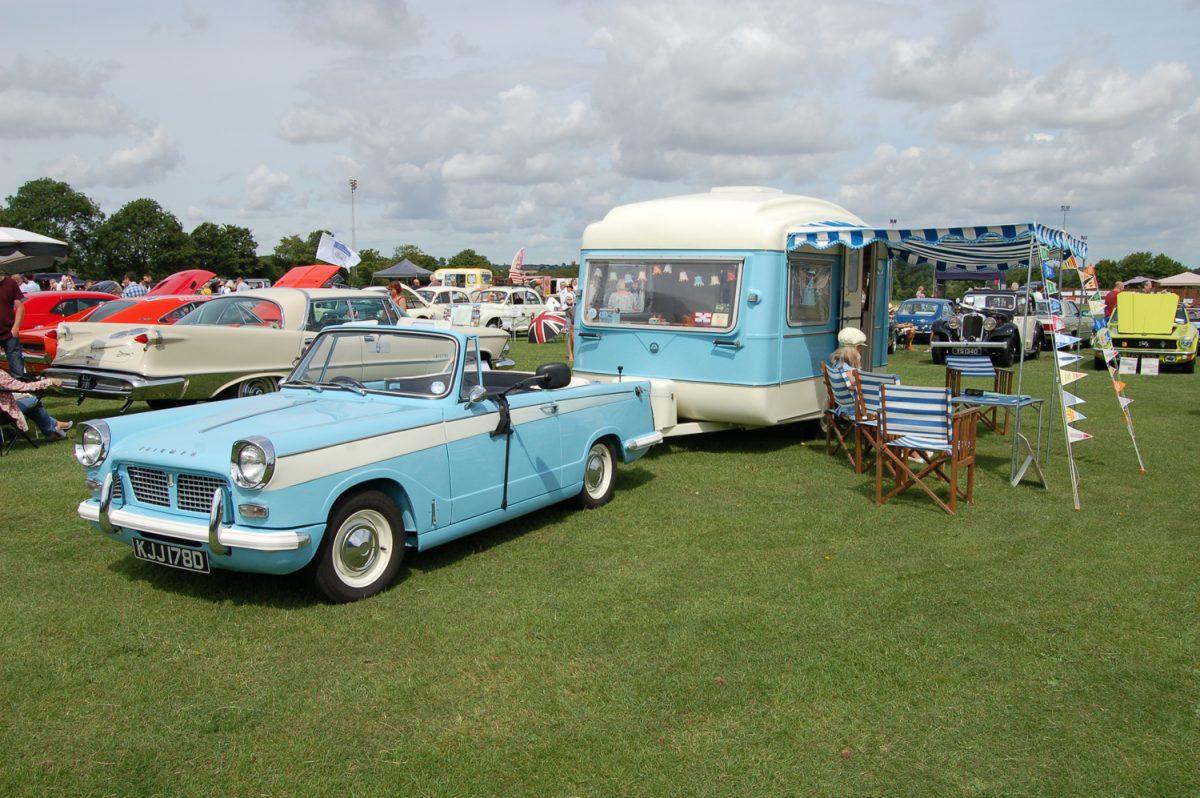 Watton Classic Car Show, Sunday 21st July
