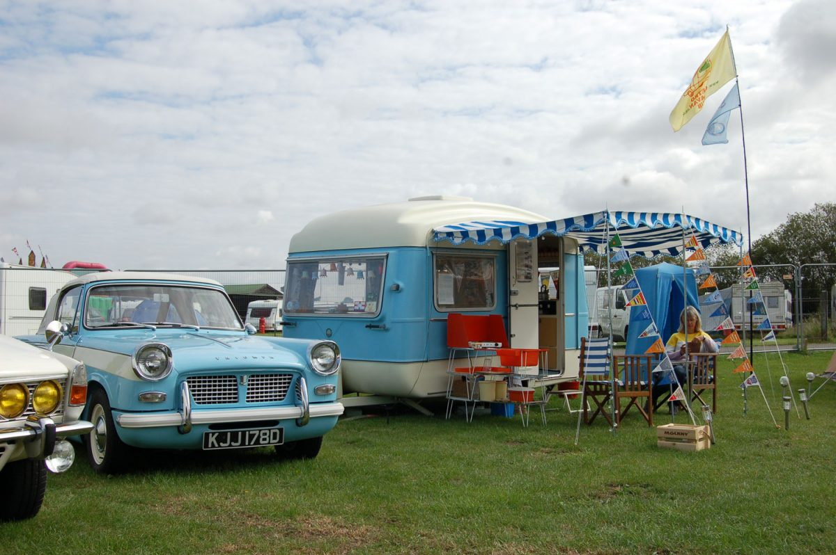 RCC Suffolk Rally and Stonham Barns Classic Car Show, 15th to 19th August 2019