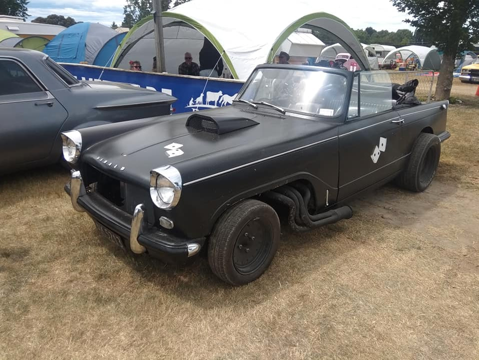 Stretched Herald