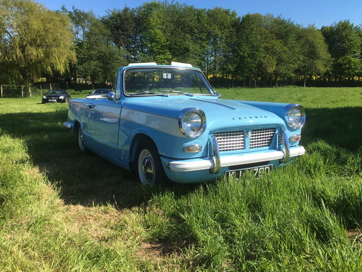The Stody Gardens Classic Vehicle Day, Sunday 30th May 2021